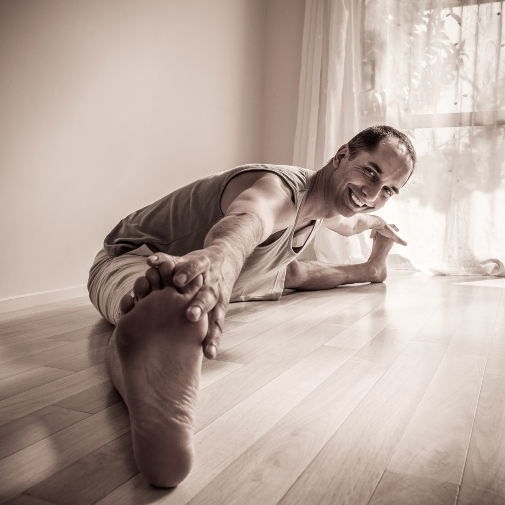 Yoga With Neal Ghoshal