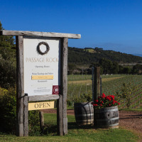 Passage Rock Vineyard, Waiheke Island
