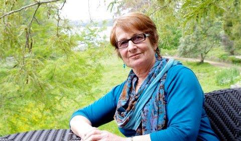 Liz Waters, Editor of The Gulf Newas