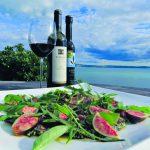 Wine, figs sun and sky Photo Kelly Bouzaid COPYRIGHT Gulf News