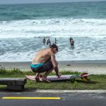 Surf Waiheke Waxing board JL