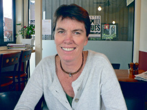 Bunny McDiarmid new Greenpeace International exec director JE