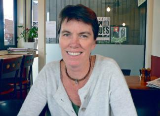 Bunny McDiarmid new Greenpeace International exec director JE