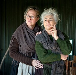 Waiheke Theatre Company's recent production at Artworks, The Cripple of Inishmaan. Phillipa Karn Photography