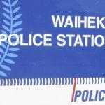 Waiheke Police Station GN