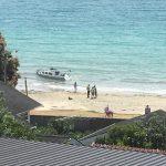 Wrecked Boat Oneroa beach 24 December 2017 CREDIT Mat Biggs