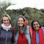 WO Waiheke Women's Day, Mel Burdett, Sibylla Meckel and Osher Oriya, photo Nicholas Burdett