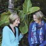 WO Mindful gardening from ICC, Leslie Hamilton and Mel Burdett, photo Nicholas Burdett