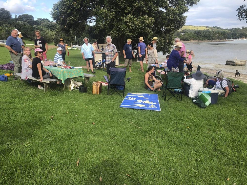 Shelly Beach neighbourhood party