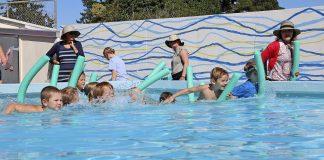 Te Huruhi School swimming sports 2019