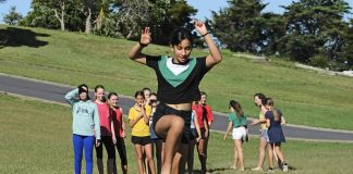 Waiheke High School Athletics Day 2019