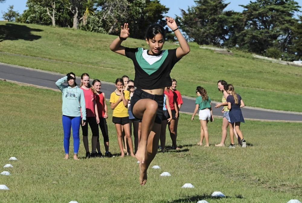 Waiheke High School Athletics Day 2019