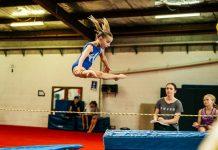 Gymnastics Sasha Landhuis
