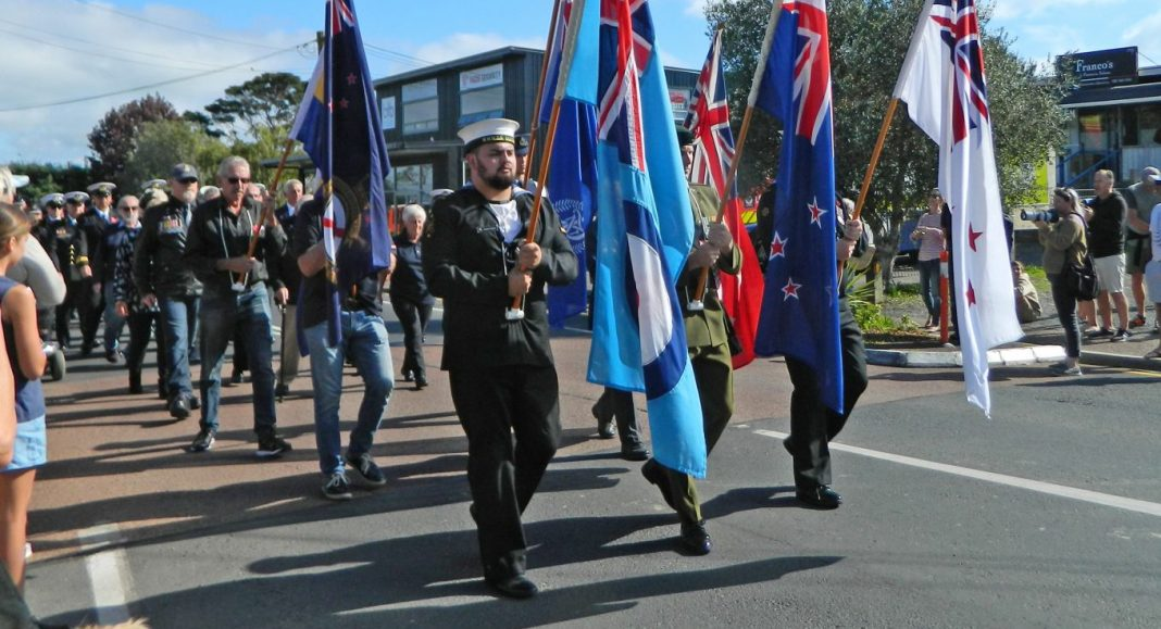 ANZAC Day 2019 parade