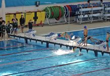 Inter School Swimming sports