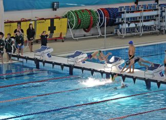 Inter School Swimming sports