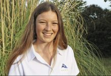 Serena Woodall part of women's match racing team