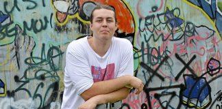 Flynn Wilson Skate competition organiser