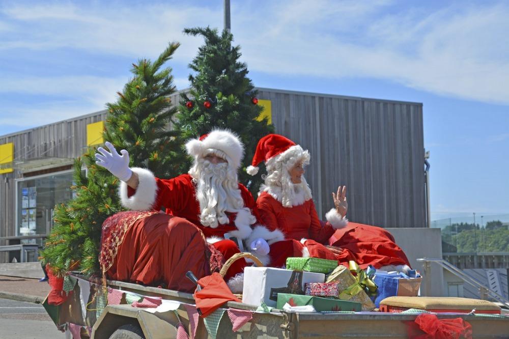 New direction for Christmas parade - Waiheke Gulf News