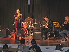 Waiheke High Jazz band
