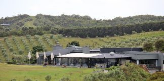 The latest interim decision from the Environment Court says consent could be granted for Verandah restaurant at Cable Bay Vineyard. Photo Erin Johnson