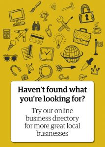 Try the Gulf News business directory to find what you're looking for