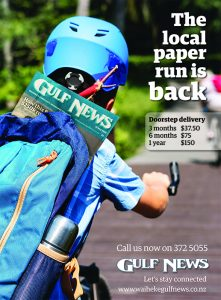 Sign up for Gulf News home delivery