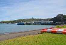 Matiatia foreshore new Marae site