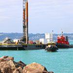 KENNEDY POINT MARINA WORK STARTS March 2021 MH 24